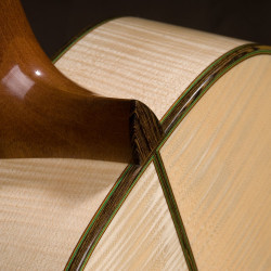 Maple Classical Guitar Back , Sides and Heel